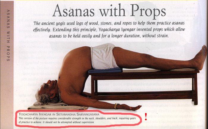 Yoga : attention, à ne pas faire .... Yoga1